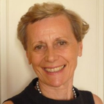 Claudie Willemin, former President International Federation of cosmetic chemists
